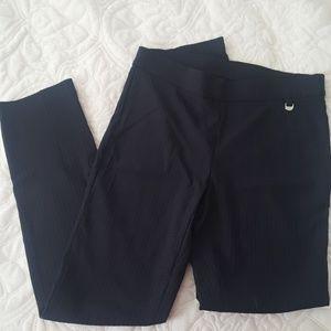 Rafaella comfort black pants size 10